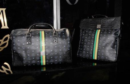 Visetos Men Semi Fashion Weekender and Visetos Men Semi Fashion Briefcase