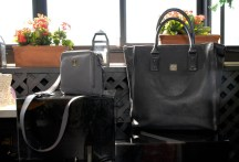 City Chic Tote and City Chic Flight bag