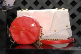 Alda Tambourine Bag and Alda Double Clutch