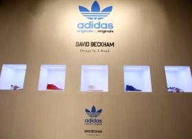 David Beckham design by J. Bond