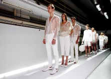 ck Calvin Klein Spring 2010 Presentation