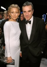 Kate Hudson (in Emilio Pucci) and Daniel Day-Lewis