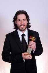 Jason Reitman in Calvin Klein Collection