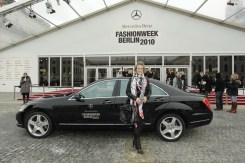 Mercedes-Benz Fashion Week Berlin Fall 2010
