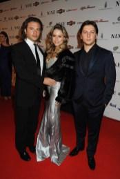 Manuele Malenotti, Lola Ponce and Michele Malenotti