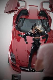 Mercedes-Benz SLS AMG: Fashion as Performance