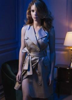 Scarlett Johansson for Mango