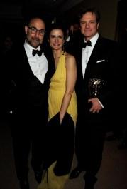 Stanley Tucci; Livia Giuggioli; Colin Firth