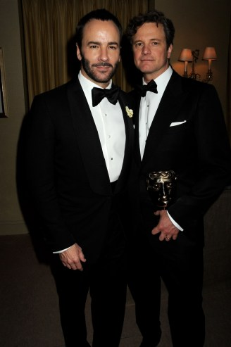 Tom Ford; Colin Firth