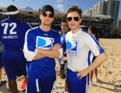 Chace Crawford and Ed Westwick