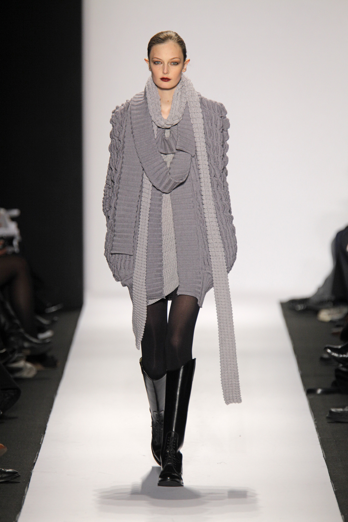 Steven Oo Fall 2010 at Mercedes-Benz Fashion Week ...