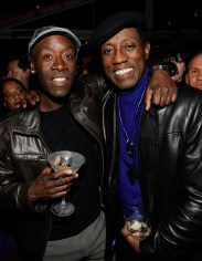 Don Cheadle and Wesley Snipes