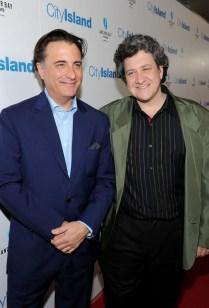 Andy Garcia and Raymond De Felitta