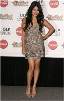 Vanessa Hudgens in AllSaints