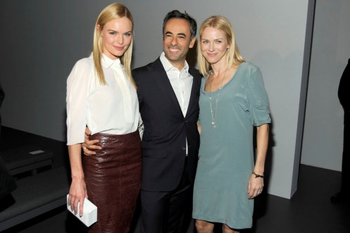 Kate Bosworth, Francisco Costa, Naomi Watts