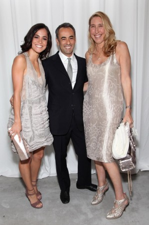 Alice Braga, Francisco Costa, Lisa Philips