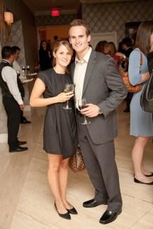 Kate and Rob Martin