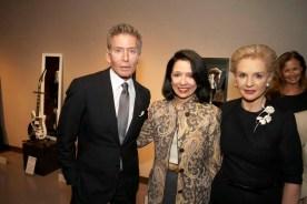 Calvin Klein, Dr. Joyce F. Brown, Carolina Herrera