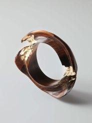 Alex&Ani Pui Wood Bangle : Original Retail: $108, Gilt: $55