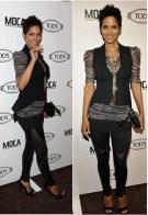 Halle Berry wearing AllSaints