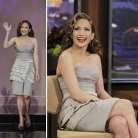 Jennifer Lopez in Gianfrnaco Ferre