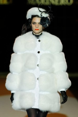 From the Miguel Marinero Fall 2010 collection