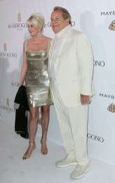 Ivana Trump and Massimo Gargia