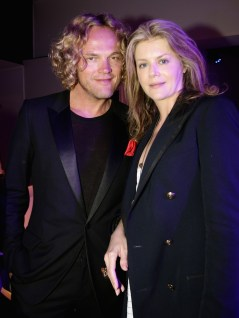 Emilio Pucci Peter Dundas and Virginie Mouzat