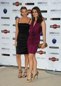 Liz Hurley; Charlene Wittstock