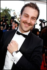 Antoine Gouy wearing Chiffre Rouge I02 watch Dior Horlogerie