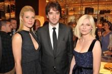 Antoine Arnault, Gwyneth Paltrow, Kirsten Dunst