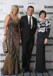 Amanda Wakely, Jonathan Saunders, Yvie Hutton