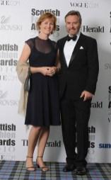 Brian Duffy and Helen Duffy