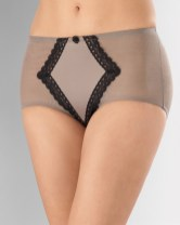 """Ciao Bella"" Shape Panty, available in mochaccino or leopard: $20"