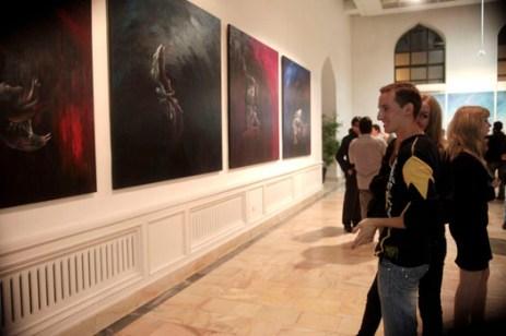 Marco Perego exhibition