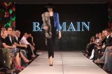 Arte Style.uz 2010 - Balmain Fashion Show