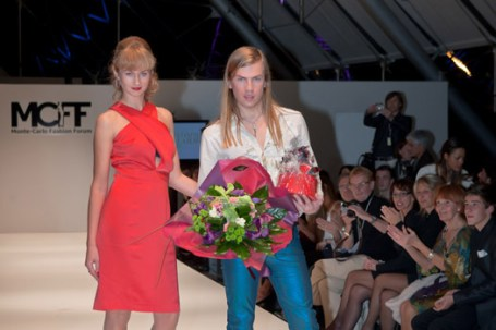CHRISTOPHE GUILLARME FASHION SHOW MONTE-CARLO FASHION FORUM 2010