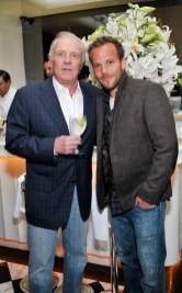 James Caan and Stephen Dorff