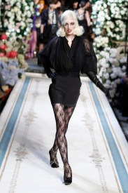 Lanvin Haute Couture Show for H&M NY, 11/18/2010