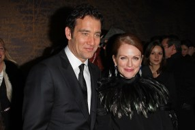 Clive Owen and Julianne Moore