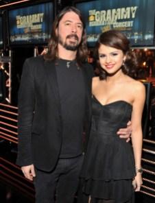 Dave Grohl; Selena Gomez
