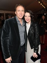 Nicolas Cage; Claire Foy