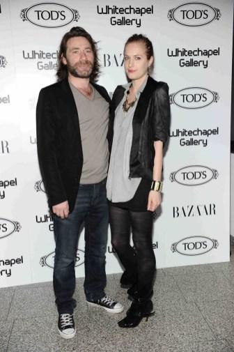 Matt Collishaw & Polly Morgan