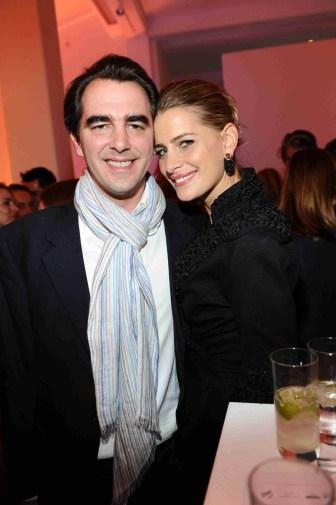 Prince Nikolaos & Princess Tatiana of Greece