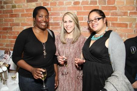 Farah Fleurima, Sabra Girard & Michelle Acuna