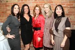 Katy Palermo, Holly Muller, Wendi McGowan, Sabra Girard & Tami Morris