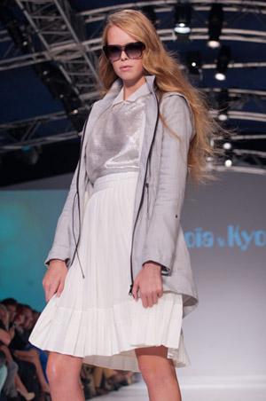 Soïa & Kyo MFW Spring Summer 2012 Megan Leahy