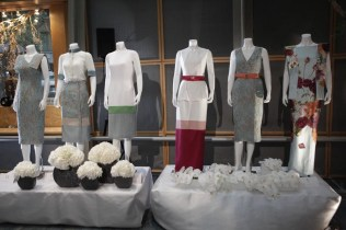 Mimi Plange S/S 2012 Collection: 'A Flower in the Desert Presentation'