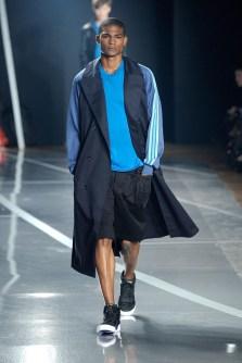 Y-3 - Runway - Spring/Summer 2012 Mercedes-Benz Fashion Week