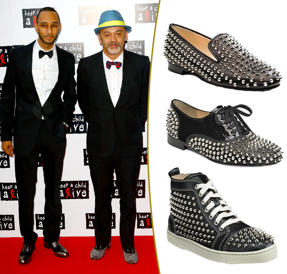 Christian Louboutin Heads into the